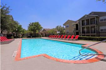 Pool at Listing #141429