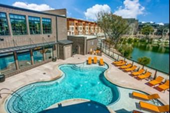Pool at Listing #289239