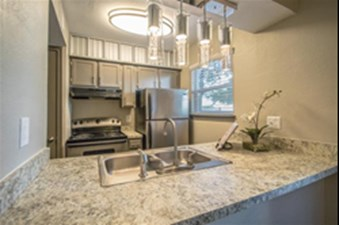 Kitchen at Listing #135976