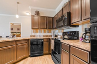 Kitchen at Listing #155275
