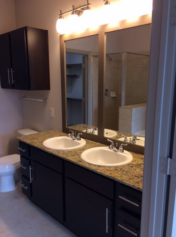 Bathroom at Listing #251690