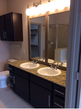 Bathroom at Listing #251690
