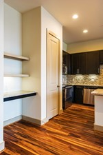 Dining/Kitchen at Listing #266536
