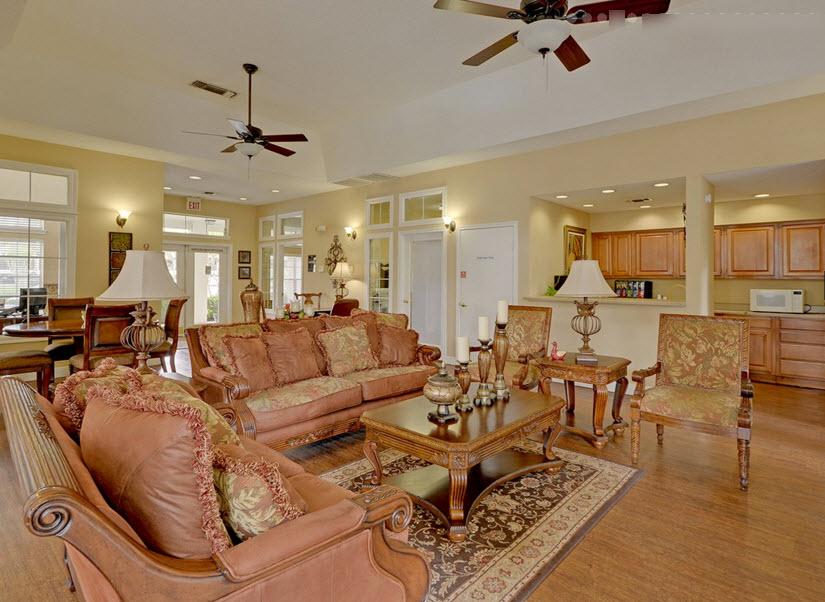Clubhouse at Listing #138807