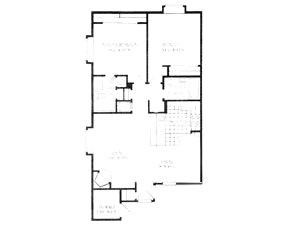1,062 sq. ft. floor plan