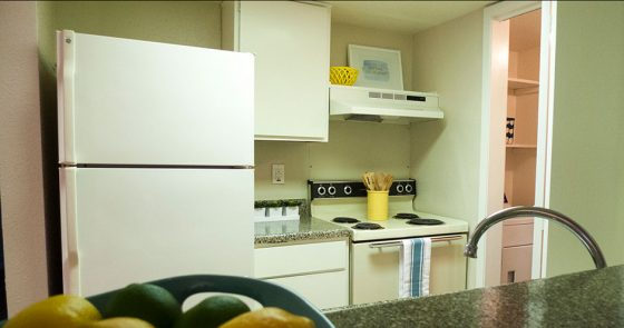 Kitchen at Listing #139902