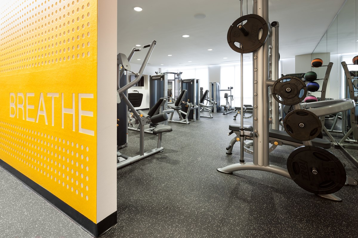 Fitness at Listing #252380