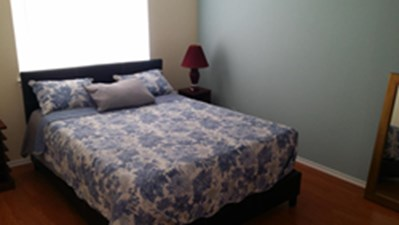 Bedroom at Listing #135851