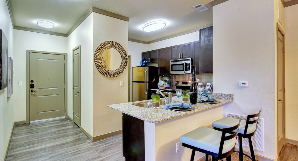 Kitchen at Listing #153286