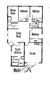 1,284 sq. ft. floor plan