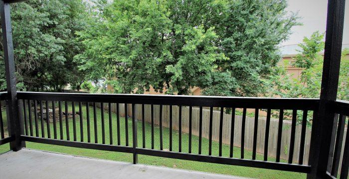 Balcony at Listing #140686