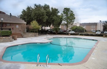 Pool at Listing #135818