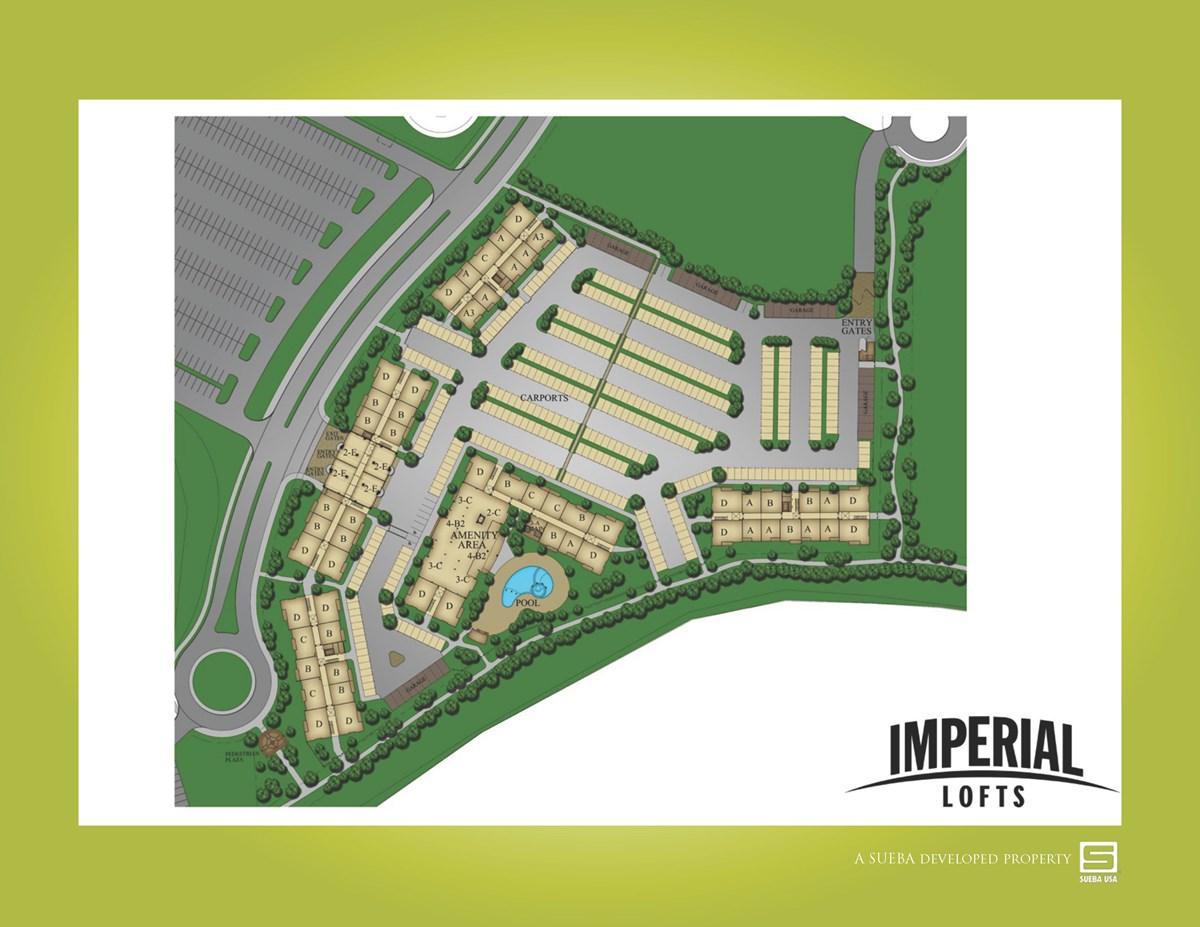 Imperial Lofts Sugar Land, TX