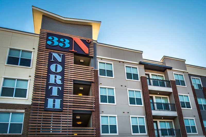 33 Degrees North Apartments Denton TX