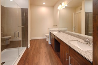 Bathroom at Listing #311929