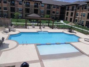Pool at Listing #228597