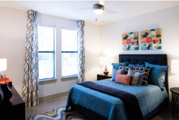 Bedroom at Listing #287083