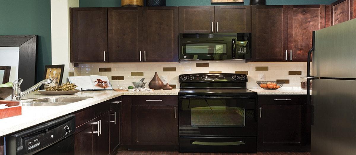 Kitchen at Listing #225639