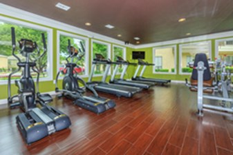 Fitness Center at Listing #138331