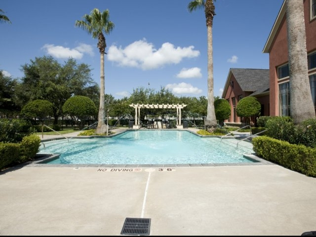 Pool at Listing #138920
