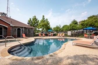 Pool at Listing #138198