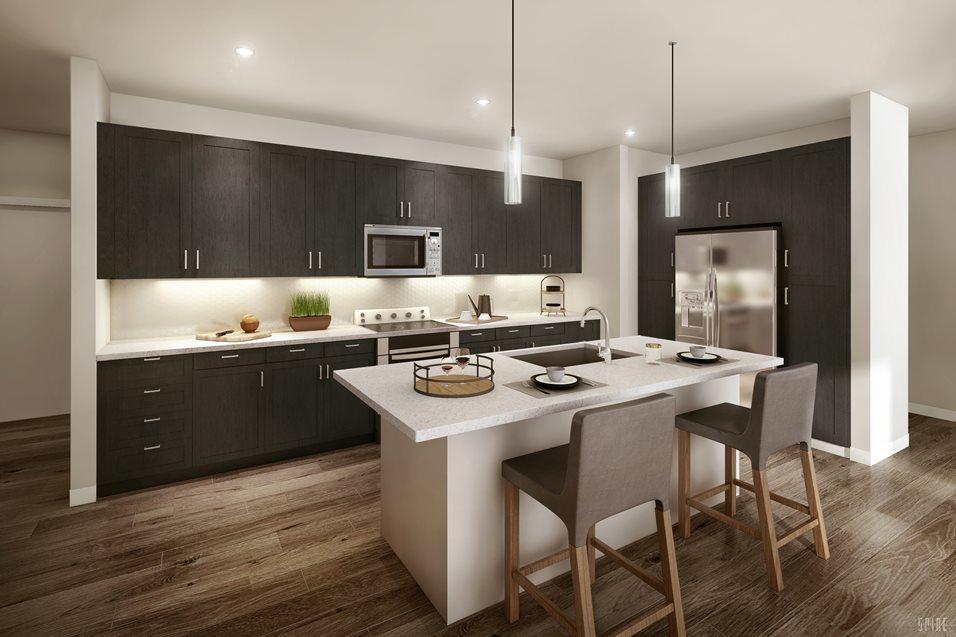 Kitchen at Listing #304029