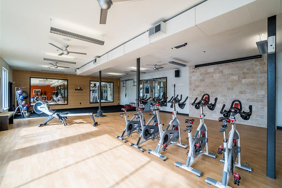 Fitness at Listing #144802