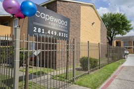 Cape Wood Apartments Houston TX