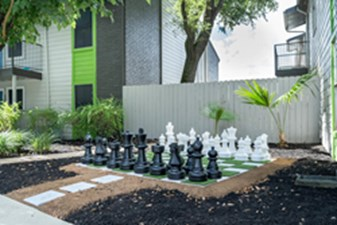 Outdoor Chess at Listing #139506