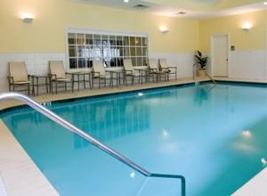 Pool at Listing #144637