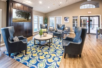 Clubhouse at Listing #135993