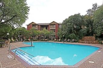 Pool at Listing #140288