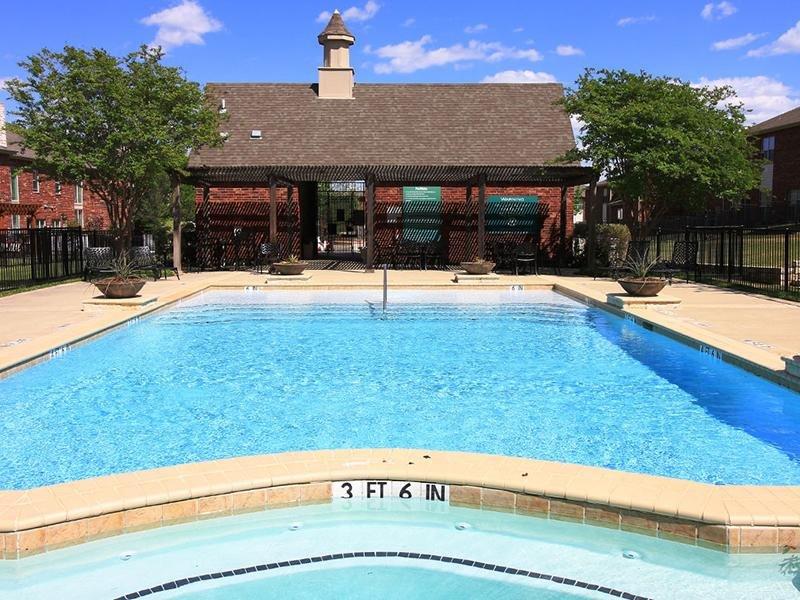 Pool at Listing #144517