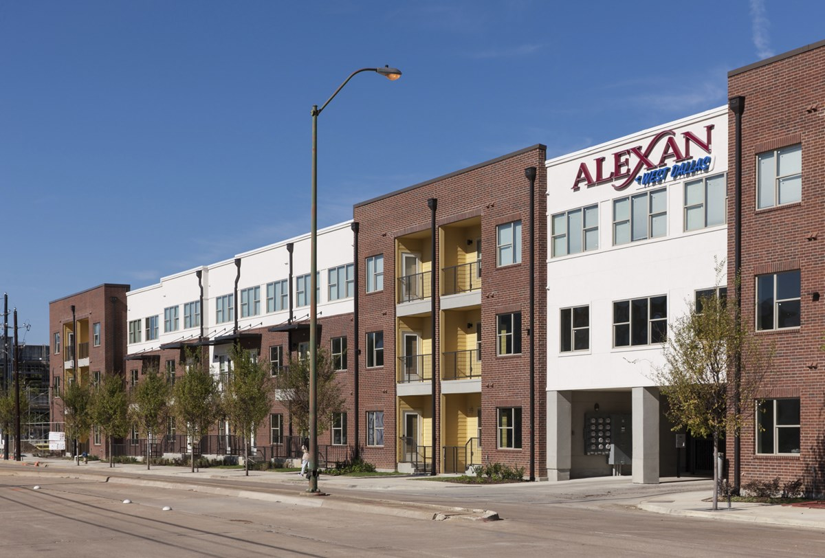 Alexan West Dallas Apartments