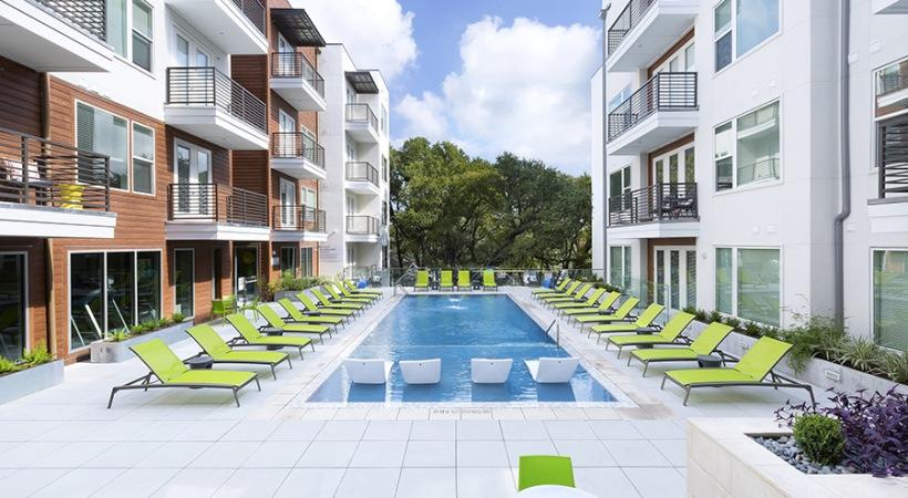Groves South Lamar Apartments Austin TX