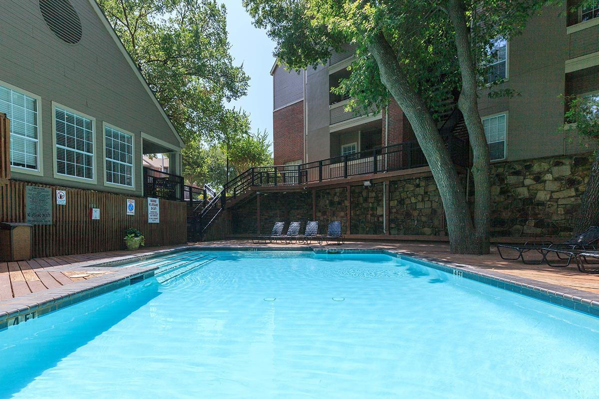 Pool at Listing #136004