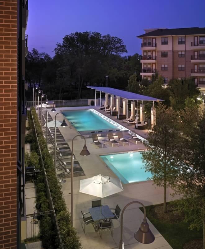 Pool at Listing #287965
