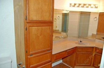Bathroom at Listing #136023