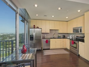 Kitchen at Listing #147800