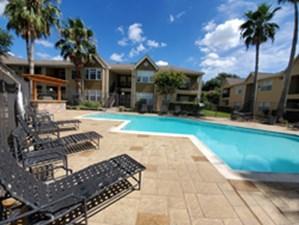 Pool at Listing #139610