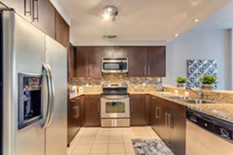Kitchen at Listing #144706
