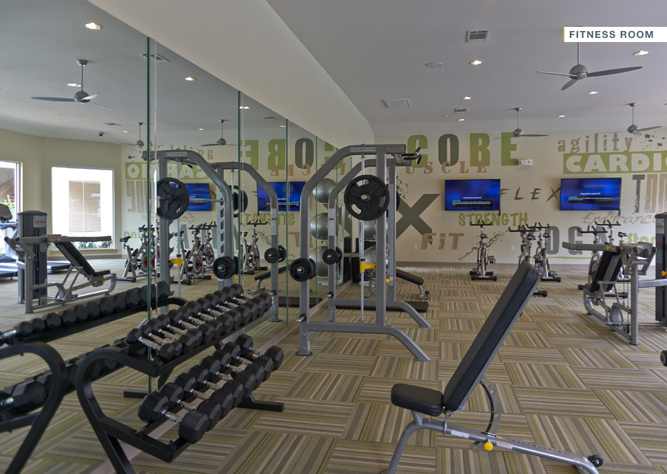 Fitness at Listing #260399
