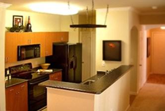 Model Kitchen at Listing #144256