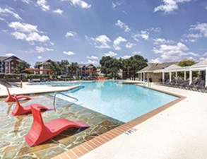 Pool at Listing #217219