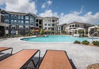 Pool at Listing #281565