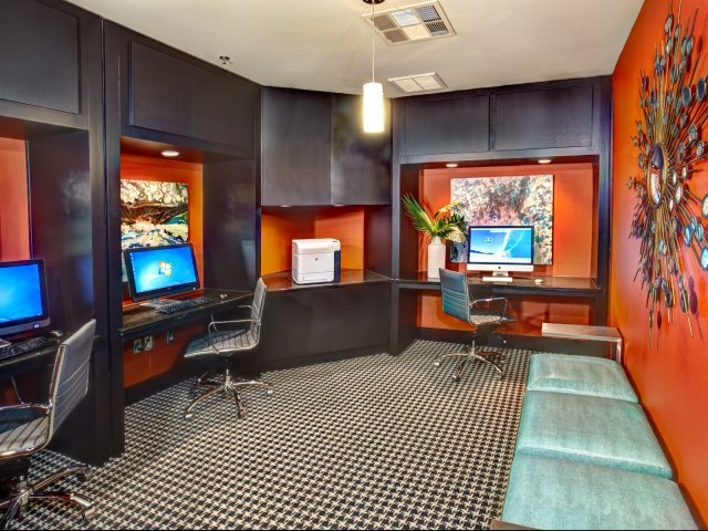 Business Center at Listing #153057