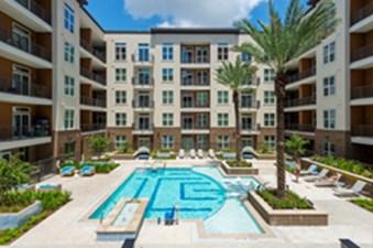 Pool at Listing #260394