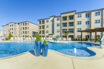 Pool at Listing #286471