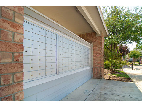 Mail Station at Listing #138084