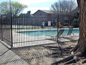 Pool at Listing #137256
